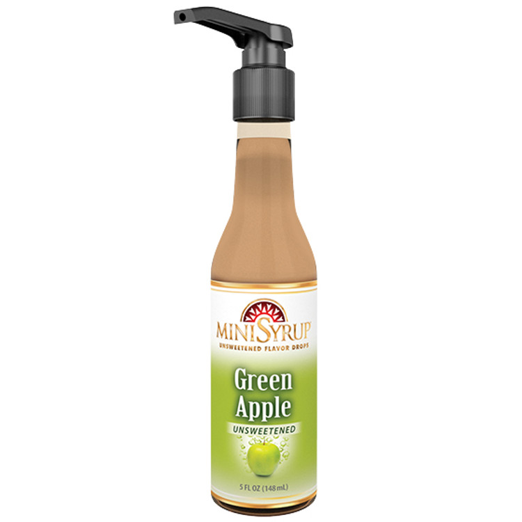 Green Apple Flavor Shots