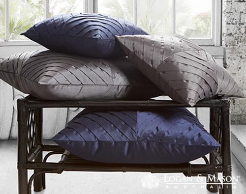 Logan & Mason Kaleidoscope European Size Pillowcase