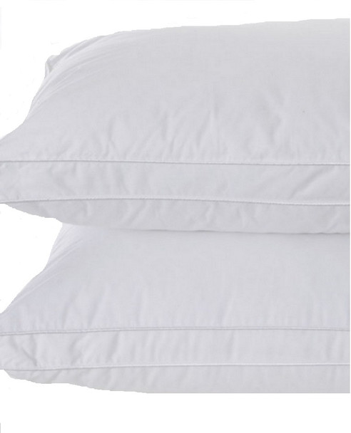 In 2 Linen King Size Microfibre Pillow - Made in Australia