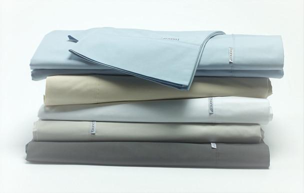 Bianca Heston King Size Pillowcases x 2 (One Pair) 300TC