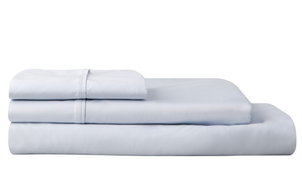 Glacier Blue King Size Sheet Set 1000 TC  - Private Collection