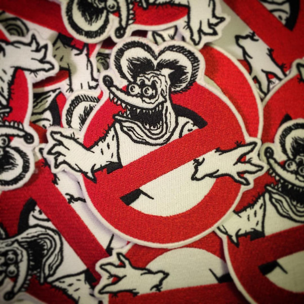 """""""   GHOST FINK"""" PATCH"""