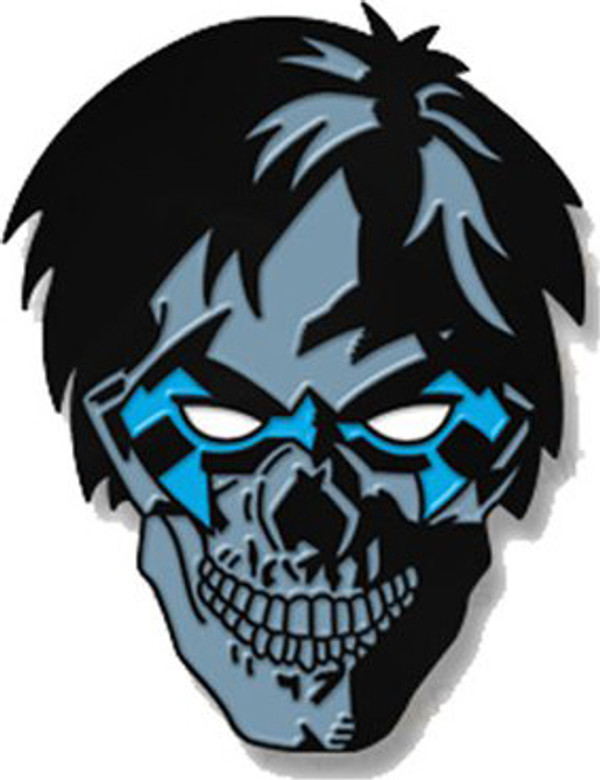 NIGHTWING enamel pin