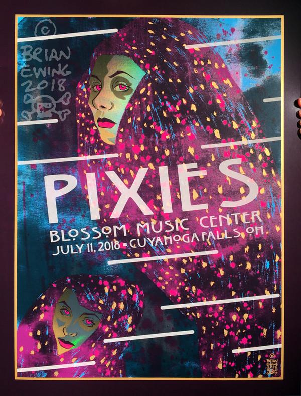 """""""    PIXIES"""" FOIL VARIANT"""