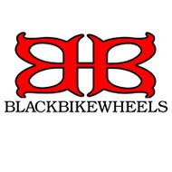 Black Bike Wheels