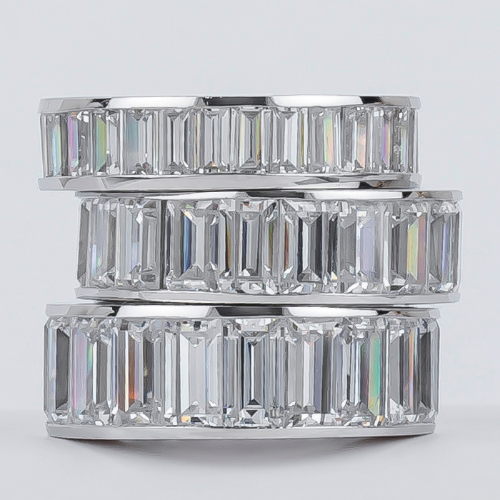 once white products bands wide upon gold wedding in round diamond band channel a set