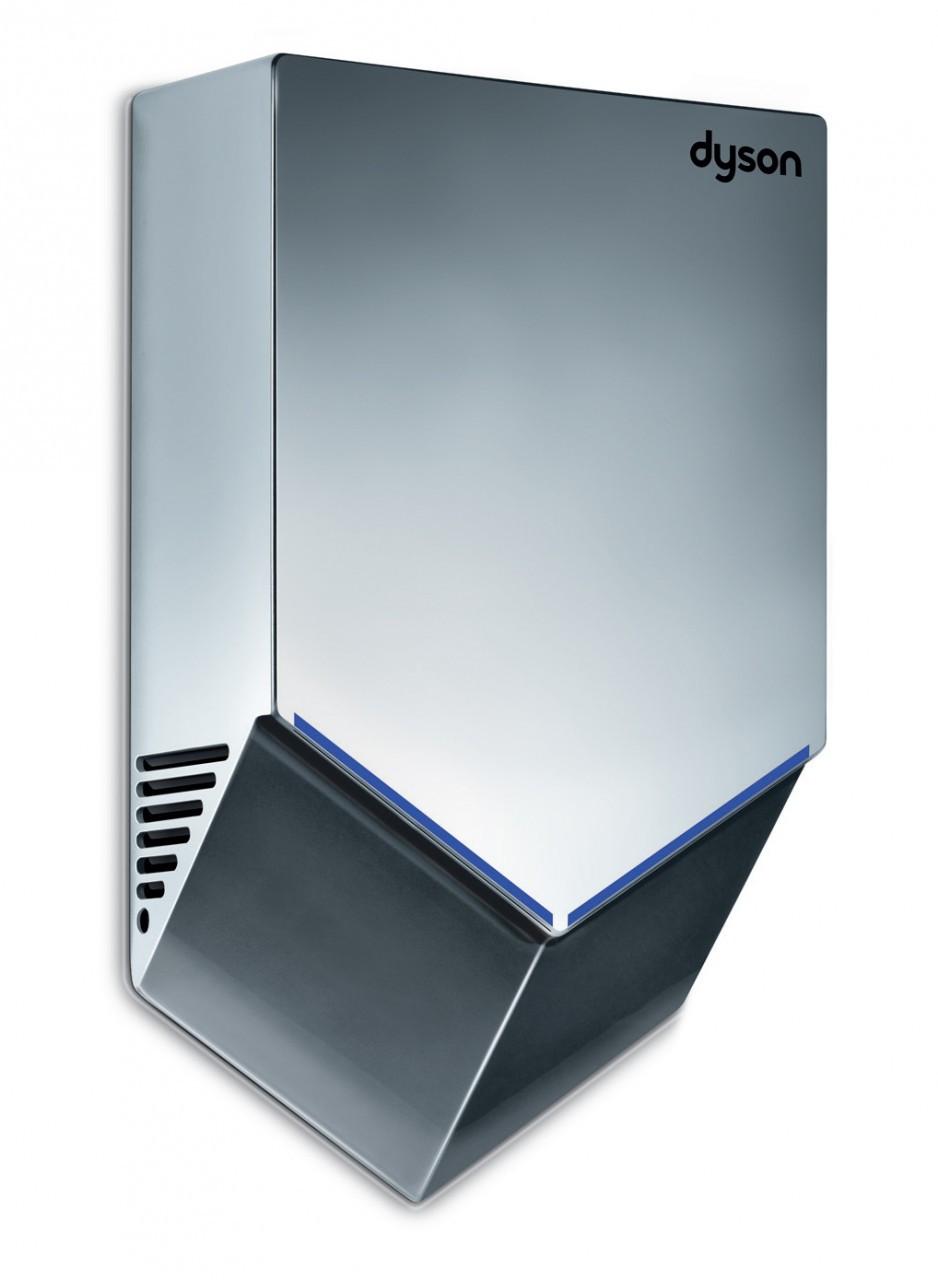 Dyson Airblade HU02 | Dyson AB12 Nickel | Slim Hand Dryer V