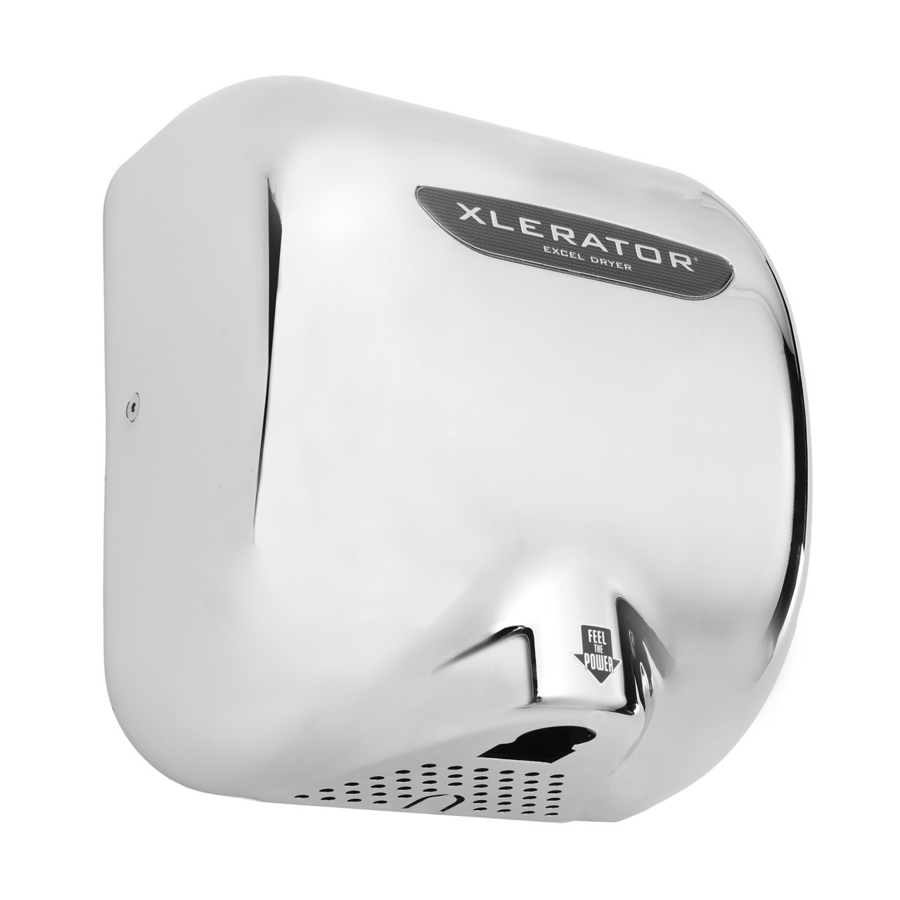 excel xlerator hand dryer xlc with chrome cover - Excel Hand Dryer