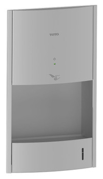 HDR111#SS Clean Dry Hand Dryer from Toto