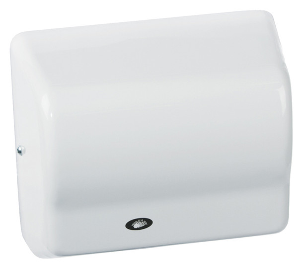 American Dryer Global GX1 ABS White commercial hand dryer