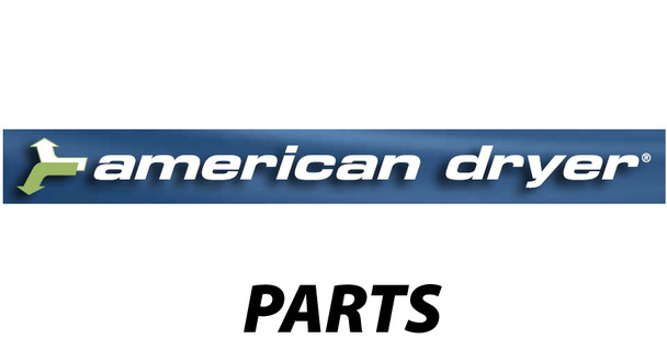 American Dryer - Parts - GX212 - Vent Assembly w/ Lens and Gasket