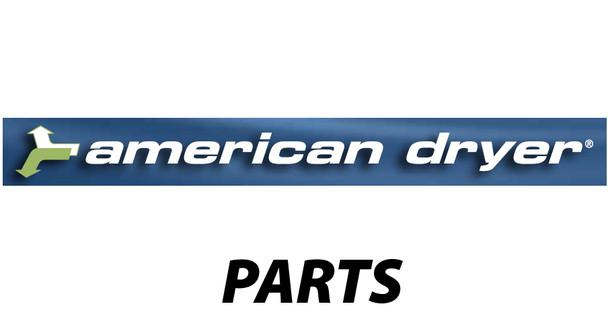 "American Dryer - Parts - DR228 - Blower Wheel 5/16"" hub"