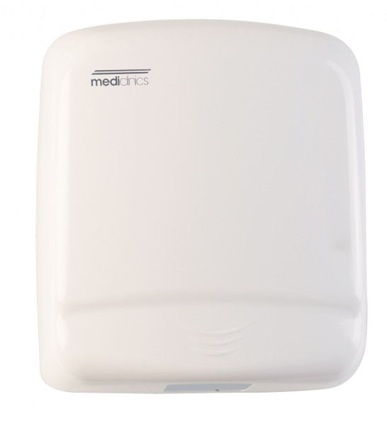 OPTIMA Series M99A Automatic Steel White Hand Dryer from Saniflow - Surface Mounted Design