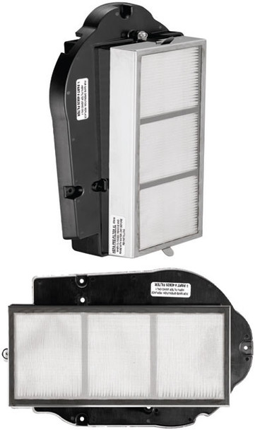 High Efficiency HEPA filter system 40525 for the Xlerator Hand Dryer