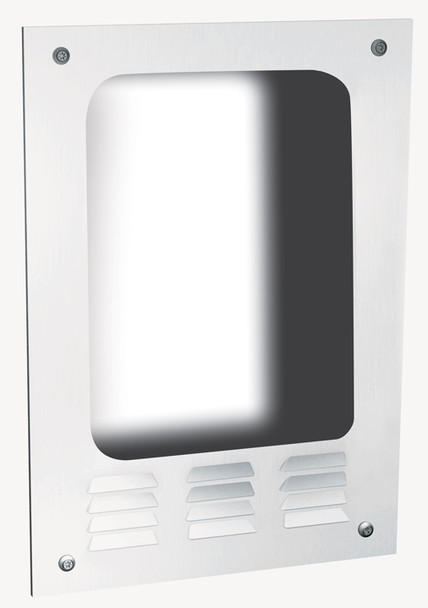 White 0119 Recess Kit for the 0197 ASI Turbo Dri Hand Dryer