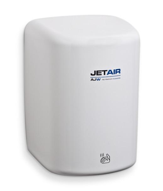 AJW U1512EA JetAir White High Speed Hand Dryer - 120v