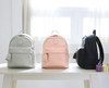 NEW NUEVO MINI OFFICE LEATHER BACKPACK
