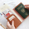 PHOTOIN travel passport cover