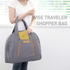 Wise Traveler Shopper Bag