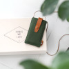 THE BASIC Canvas iPhone Pouch