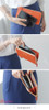 Iconic Zip-up Wallet L