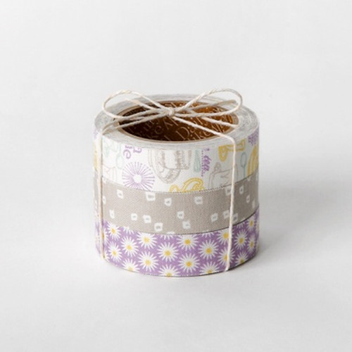 Fabric Tape Set- Tea Time