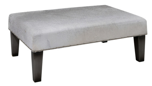 3ft x 2ft Cowhide Footstool FST866