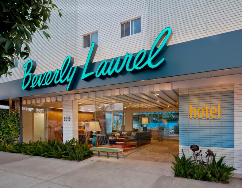 Client Spotlight: Shawn Hausman Design X Beverly Laurel Hotel