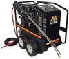 Mi-T-M HSP Hot Water Pressure Washer, 3500 PSI, 3.3 GPM, HSP-3504-3MGH