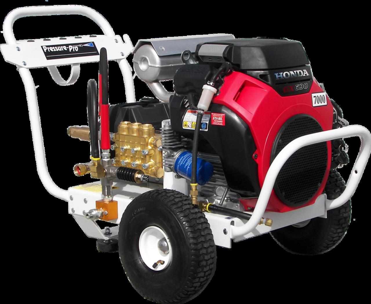 Pressure Pro 4.0 GPM 7000 PSI Gas Pressure Washer/ Honda Engine/ AR Pump