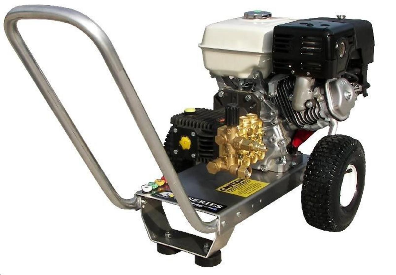 Pressure Pro PPS4042HGI Pressure Pro With Honda GX390 And GP TX Pump