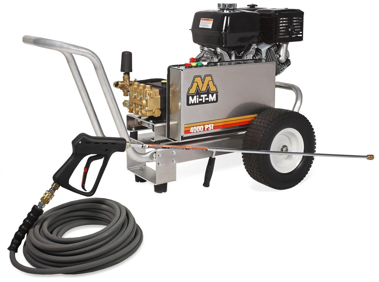 Mi T M Cba Aluminum Pressure Washer 4000 Psi 4 Gpm Cba