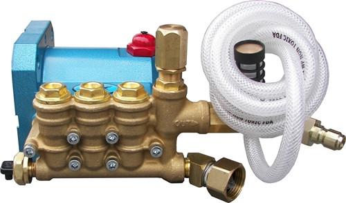 CAT Pressure Washer Pump | 4PPX30GSI 3000 PSI w/ Plumbing Kit ...