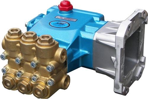 CAT Belt Drive Pressure Pump 5PP3140 4000 PSI 20 mm w/ Plumbing ...
