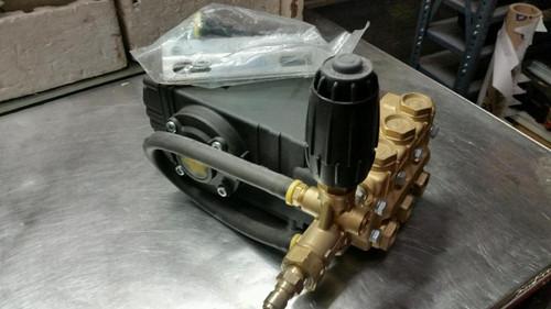 Hp Belt Drive Pump Hp4040 4000 Psi 24mm W Plumbing