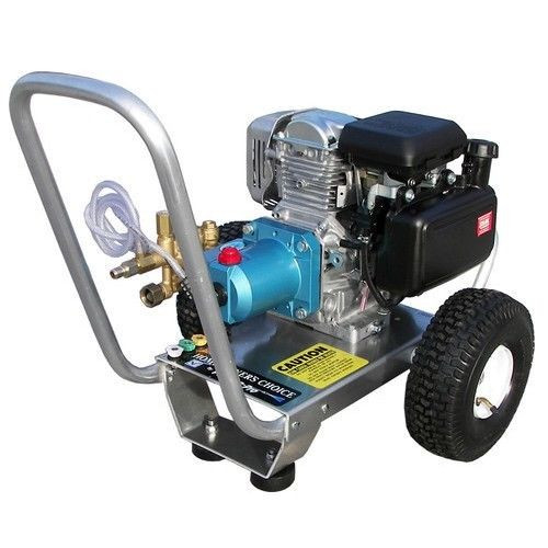 Pressure Pro PPS3030HCI Pressure Washer With Honda GC190 Engine And CAT Pump