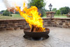 "Ohio Flame Patriot 42"" Diameter Fire Pit Natural Steel - OF42FPNSF 5"