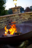"Ohio Flame Patriot 42"" Diameter Fire Pit Natural Steel - OF42FPNSF"