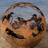 Fireball Fire Pits - Loon - 37.5 inch Fire Globe 2
