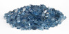 1/4 inch Pacific Blue Reflecting Premium Fire Glass 2