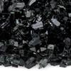 1/4 inch Black Classic Fire Glass