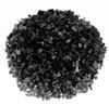 1/4 inch Black Classic Fire Glass 1