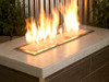 1/4 inch Champagne Classic Fire Glass 3