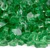 1/4 inch Evergreen Classic Fire Glass