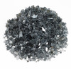 1/4 inch Gray Classic Fire Glass 1