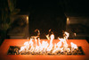 Fire Pit Art Linear 48 inch 150K Natural Gas or Propane Fire Pit 2