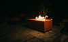 Fire Pit Art Linear 48 inch 150K Natural Gas or Propane Fire Pit 3