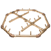"Custom 60"" Octagonal RTF Fire Pit"