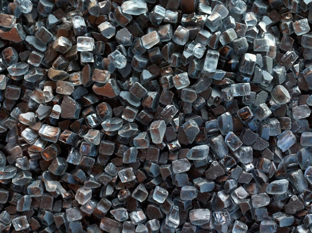 Blue Rhino Uniflame Black Fire Pit Glass Kit Gls Blk