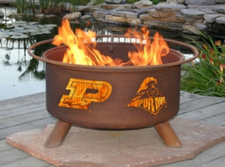 Patina Products - Purdue University College Fire Pit - F229